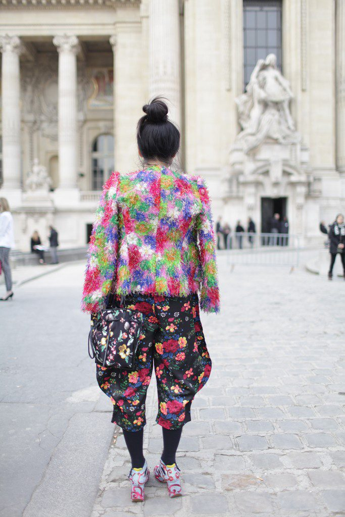 THE IT GIRL TOP KNOT