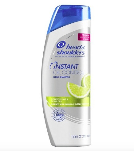 head and shoulders instant oil control oily hair products mane addicts