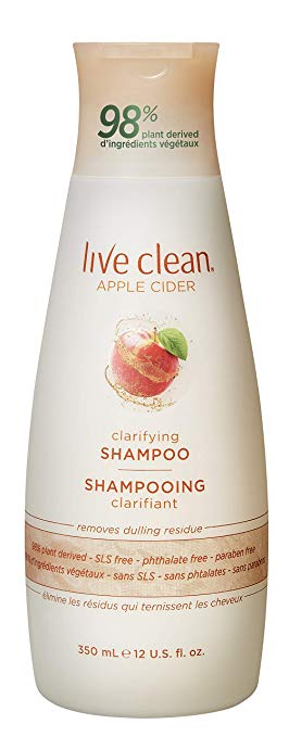 live clean oily hair products mane addicts