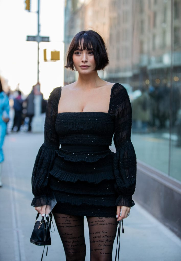 Street Style – Day 3 – New York Fashion Week February 2020