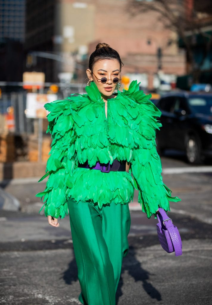 Street Style – Day 4 – New York Fashion Week February 2020
